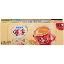 Nestle Coffee-mate Original Creamer (50 packet box)