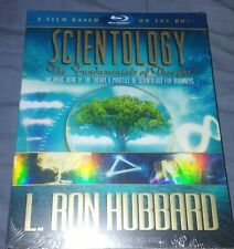 Scientology: Fundamentals of Thought  Book on Film (Set of 2 - Blue Ray and DVD)