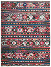 Antique Kilim  Rug, Circa 1930 (6' x 8')