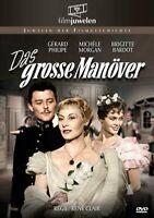 DAS GROSSE MANOEVER - PHILIPE,GERARD/BARDOT,BRIGITTE/+   DVD NEU