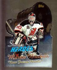 1999-00 Topps Stanley Cup Heroes #14 Martin Brodeur