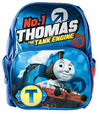 Thomas the Tank Engine and Friends Backpack Kids Boys School Book Bag Travel Toy