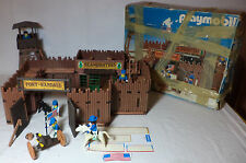 VHTF PLAYMOBIL 3419 BY GREEK LYRA FORT RANDALL ''1976''