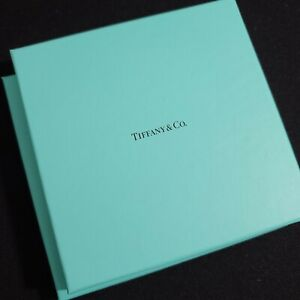 "Tiffany & Co Square 5.75"" Gift Card Holder Boxes or Necklace Bracelet Jewelry"