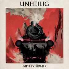 UNHEILIG Gipfelstürmer CD 2014 Zeit Zu Gehen * Graf * NEU
