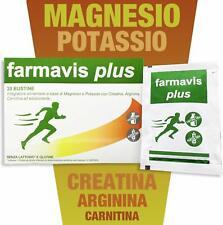 Magnesio e Potassio con Arginina e Carnitina | Farmac - Integratori per lo Sport