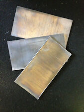 LEAD ANODES / CATHODES - ANODISING / ELECTROPLATING