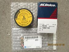 GM 15997145 ACDELCO RC-54 RC54 RADIATOR ENGINE COOLANT FLUID TANK CAP OEM NEW