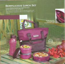 Tupperware Berrylicious Lunch Set - Brand New - 100% Genuine - Free Shipping