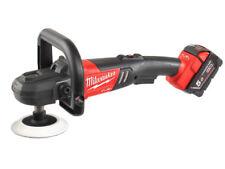 Milwaukee FUEL 18 Volt 180mm 8 posizione lucidatore di velocità variabile M18FAP180-502X