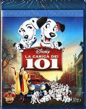 LA CARICA DEI 101 - DISNEY BLU RAY DISC NUOVO!
