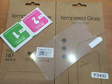 Huawei Y5 - Y560 Film Protection en Verre trempé écran protection dur y5 huawei