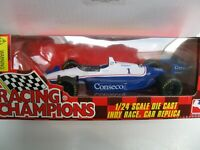 Racing Champions Indy #1 Scott Sharp 1996 - 1/24 Scale DieCast