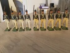 Britains West Point Cadets In Summer Dress, Set #299 - 9 Pieces toy soldiers