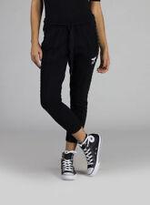 Pantaloni da donna in cotone slim, skinny, treggings taglia XS