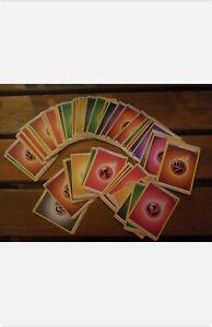 80 Energiekarten Pokemon TCG