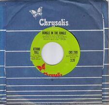 JETHRO TULL  Bungle In The Jungle / Back Door Angels original 45