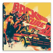 Back To The Future 3 - 2 x LP Gatefold Vinyl - OOP - Alan Silvestri