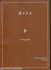 Catalogo Asta Ranieri n°9 del 22 Maggio 2016