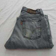 "Levi Strauss 618 Loose Fit Straight Leg Jeans Waist 29"" Leg 32"" Button Fly M2027"
