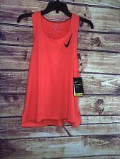 Nike Aeroswift Running Singlet Bright Crimson Mens CJ7835-635 Sizes
