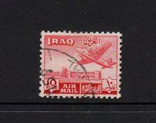 IRAQ 1949 AIR 10F RED Fine Used
