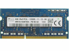 Hynix HMT451S6BFR8A-PB (4 GB, PC3L-12800 (DDR3-1600), DDR3 DRAM, 1600 MHz, quindi.