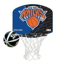 Spalding Micro Mini Basket - NEW YORK KNICKS
