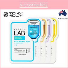 [TONYMOLY] Master Lab Mask Sheet (1, 3 or 5 sheets) Choose Your Own Tony Moly