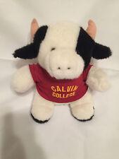 """Plush Cow 9"""" Calvin College t-shirt"""