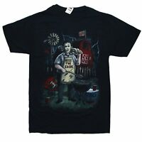 The Texas Chainsaw Massacre  Leatherface KISS THE COOK T Shirt