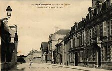 CPA Ay-Champagne - La Rue de Chalons (363964)