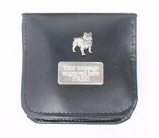 Bulldog Cleaning Polish Shoe Clean Brushes Personalised ENGRAVING Dog Gift