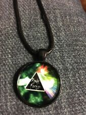 Pink Floyd Necklace with 24 inch Black Rope