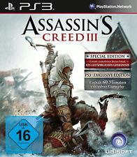 Sony Playstation 3 PS3 Spiel Assassin's Creed III 3