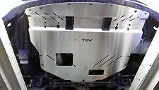 Aluminum Engine Splash Shield Under Tray Skid Plate for 08-10 Subaru WRX STI