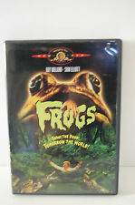 Frogs (DVD, 2000) Sam Elliott Filmed in Eden State Park near Destin Florida