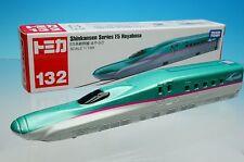 TAKARATOMY TOMICA No.132 Shinkansen Series E5 Hayabusa S=1/189 New!!