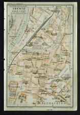 Antica=Topografica=TRENTO_TRENTINO= Scala1:12000.1907..
