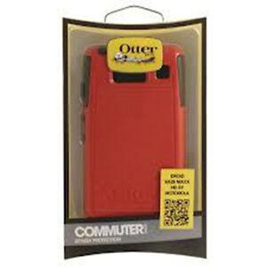 OtterBox Commuter Series Case for Motorola RAZR MAXX HD Retail Packaging - Bolt