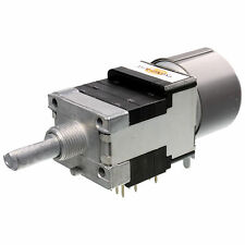 ALPS RK16816MG 6-fach-HighEnd-Motorpoti Poti 10K logarithmisch Potentiometer