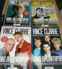 Classic Pop magazine Presents Vince Clarke Special Edition Erasure Depeche Mode