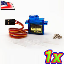 [1x] Micro 9g Servo for RC Plane, Quad, Drone - SG90 compatible