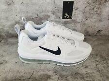 Nike Air Max Genome White/Black-Pure Platinum Men's Size 8 CW1648-100