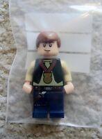 LEGO Star Wars - Rare Celebration Han Solo Minifig - New