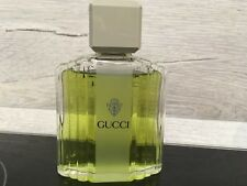 RARE GUCCI NOBILE EDT splash  4.0oz/ 120ml used