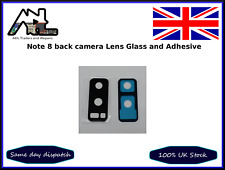 OEM Samsung Galaxy Note 8 back camera lens cover Glass Only