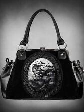 Restyle Vamp Handbag Handtas Gothic Occult NEW