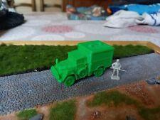 Camion militaire ambulance néerlandais au 1/72, le DAF YA-126, impression 3D.