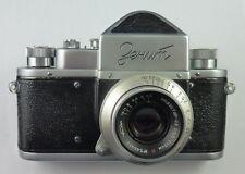 Zenit (Зенит) SLR von 1954  mit Industar 22-1:3.5/50